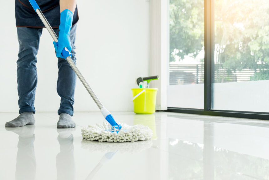 Tips For Cleaning Your Home Before A Party