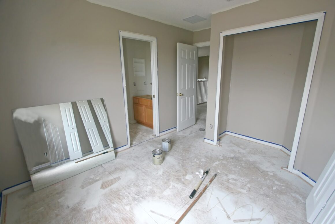 Interior Construction Cleaning