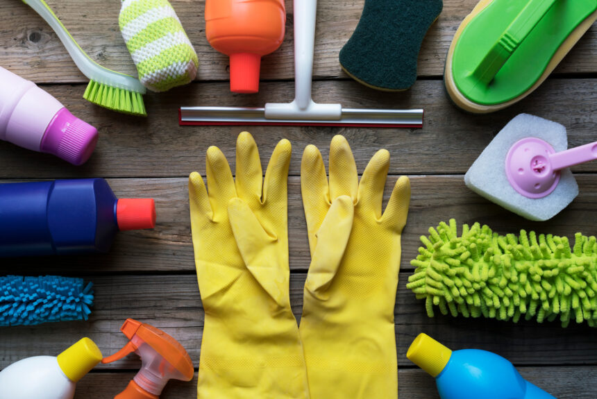 5 Benefits Of Professional Cleaning Services